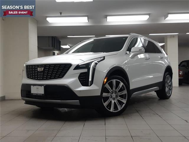 2020 Cadillac XT4 Premium Luxury (Stk: 209537) in Burlington - Image 1 of 17