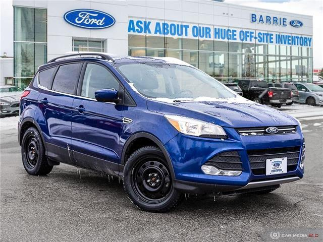 2014 Ford Escape SE (Stk: U0276AX) in Barrie - Image 1 of 27