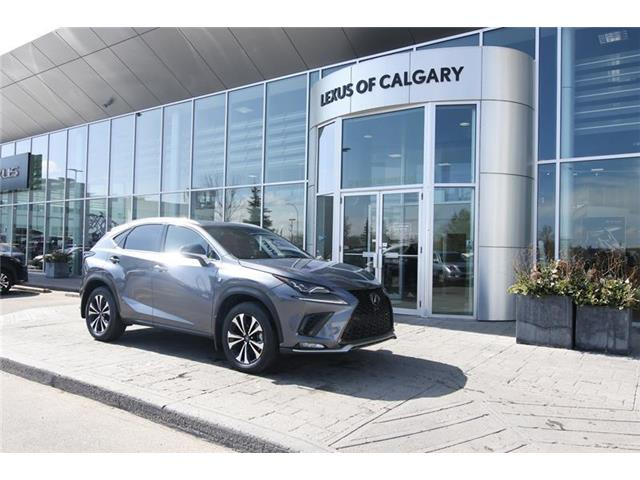 2020 Lexus NX 300 Base (Stk: 200212) in Calgary - Image 1 of 17