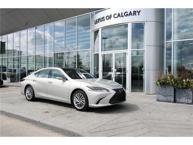 2020 Lexus ES 350 Premium (Stk: 200233) in Calgary - Image 1 of 15