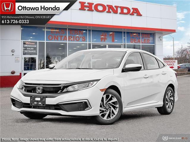 2020 Honda Civic EX (Stk: 331200) in Ottawa - Image 1 of 23