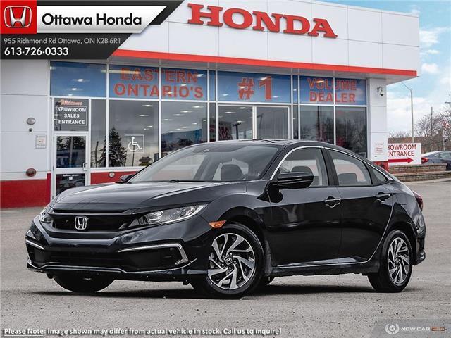 2020 Honda Civic EX (Stk: 330220) in Ottawa - Image 1 of 23