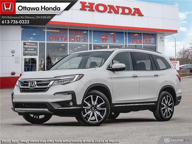 2020 Honda Pilot Touring 8P (Stk: 330070) in Ottawa - Image 1 of 23
