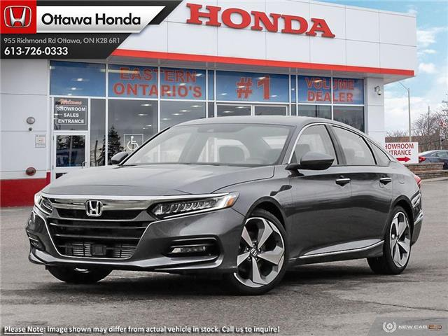 2019 Honda Accord Touring 1.5T (Stk: 320050) in Ottawa - Image 1 of 23