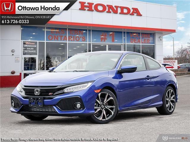 2020 Honda Civic Si Base (Stk: 328280) in Ottawa - Image 1 of 23