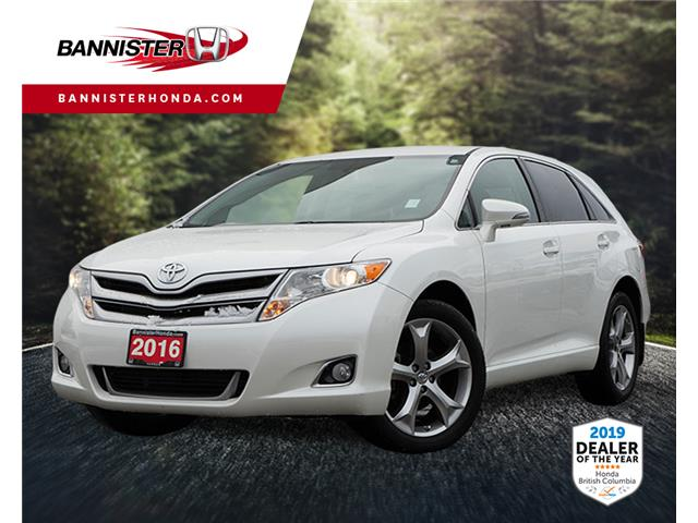 2016 Toyota Venza Base V6 (Stk: P19-131) in Vernon - Image 1 of 14