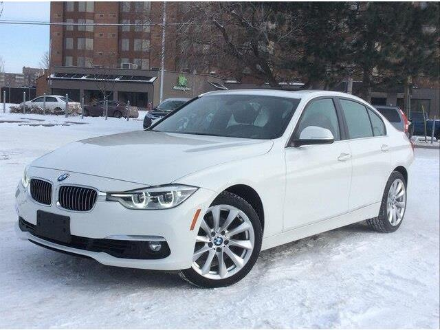 2016 BMW 328i xDrive (Stk: P9330) in Gloucester - Image 1 of 27