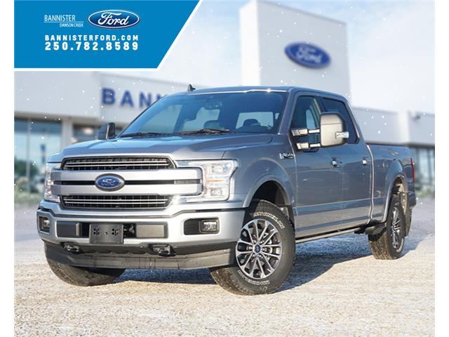 2020 Ford F-150 Lariat (Stk: T202006) in Dawson Creek - Image 1 of 17