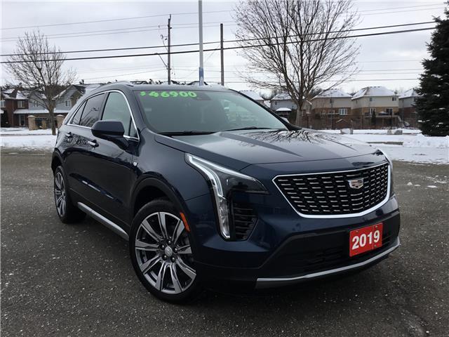 2019 Cadillac XT4 Premium Luxury (Stk: K124A) in Grimsby - Image 1 of 23