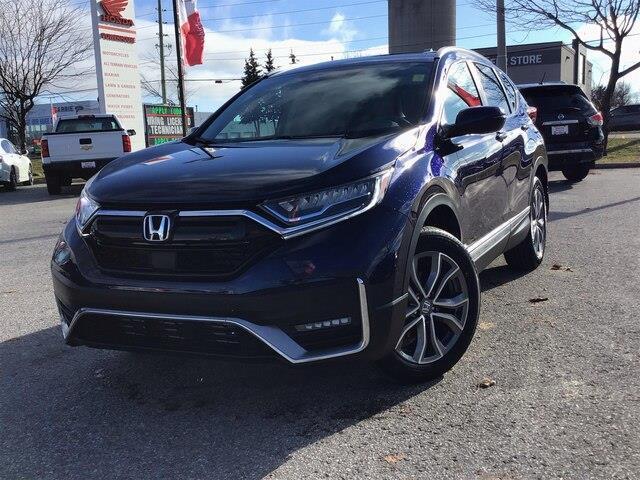 2020 Honda CR-V Touring (Stk: 20353) in Barrie - Image 1 of 27