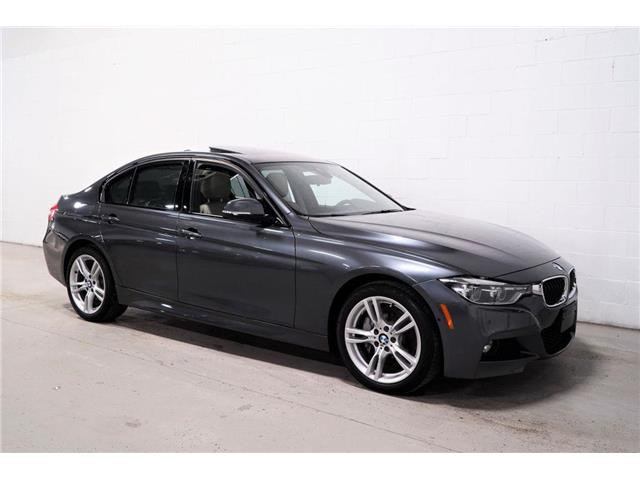 2016 BMW 340i xDrive (Stk: 487080) in Vaughan - Image 1 of 30
