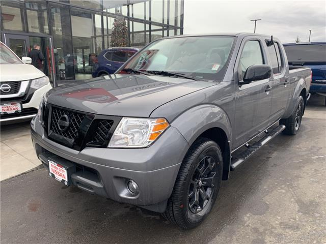 2019 Nissan Frontier Midnight Edition (Stk: T19342) in Kamloops - Image 1 of 19