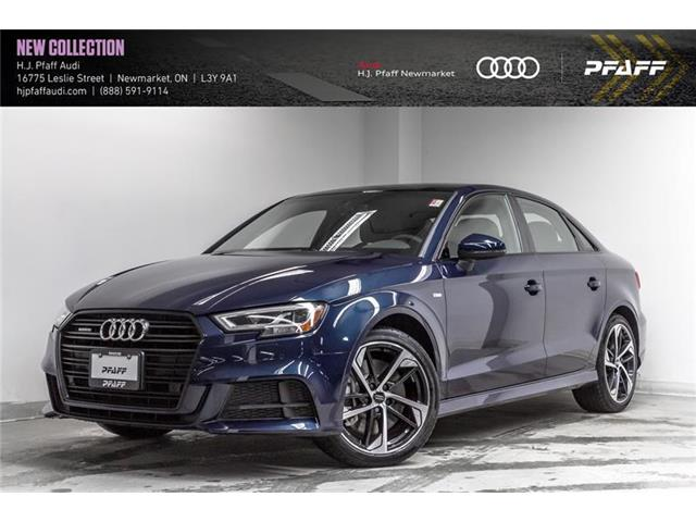 2020 Audi A3 45 Komfort (Stk: A12735) in Newmarket - Image 1 of 22