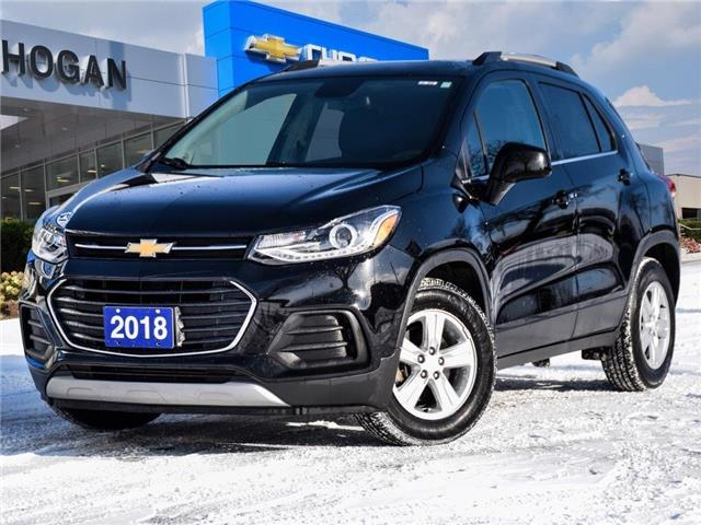2018 Chevrolet Trax LT (Stk: A191401) in Scarborough - Image 1 of 26