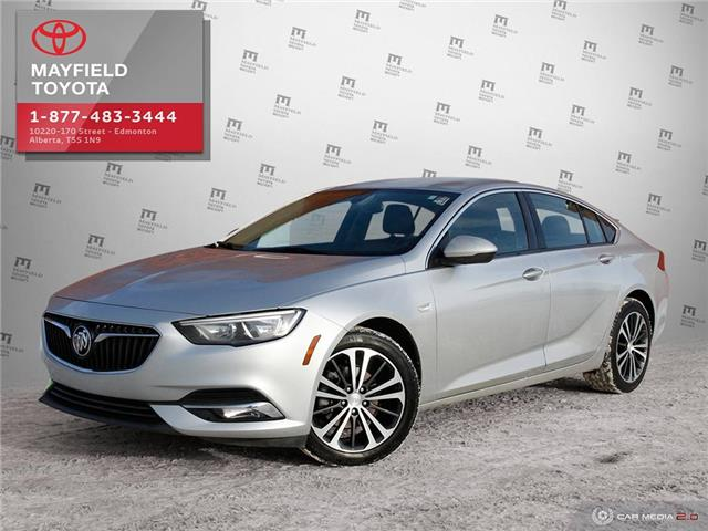 2019 Buick Regal Sportback Preferred II (Stk: 194288) in Edmonton - Image 1 of 20
