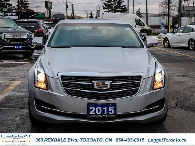 2015 Cadillac ATS 2.0L Turbo Luxury (Stk: T11645A) in Etobicoke - Image 2 of 24