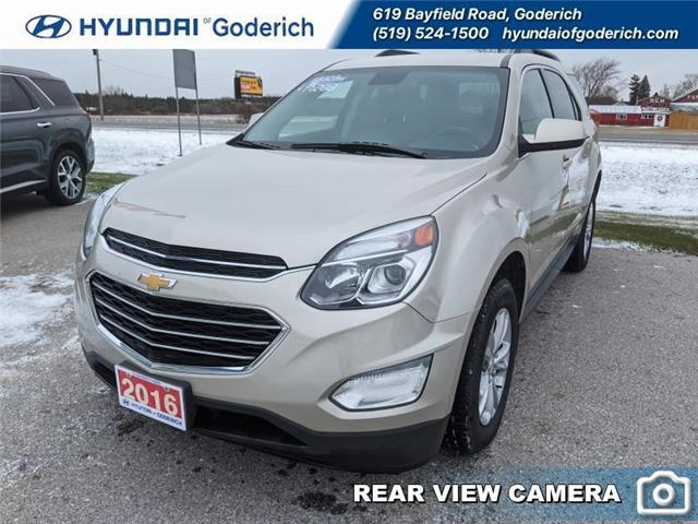 2016 Chevrolet Equinox LT (Stk: 20034A) in Goderich - Image 1 of 16
