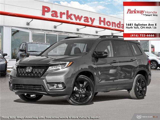 2020 Honda Passport Touring (Stk: 23060) in North York - Image 1 of 23