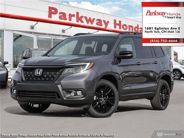 2020 Honda Passport Sport (Stk: 23062) in North York - Image 1 of 23