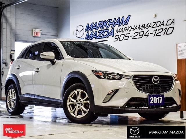 2017 Mazda CX-3 GS (Stk: P1932) in Markham - Image 1 of 24
