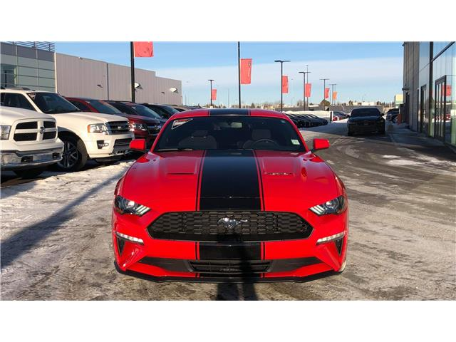 2019 Ford Mustang I4 (Stk: H2530) in Saskatoon - Image 2 of 21