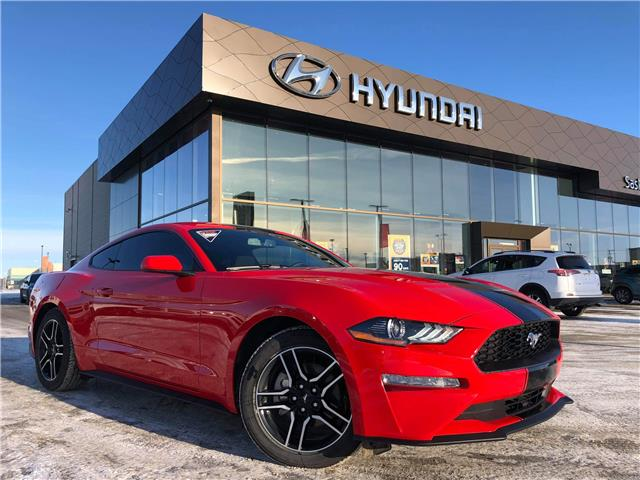 2019 Ford Mustang I4 1FA6P8TH6K5103022 H2530 in Saskatoon
