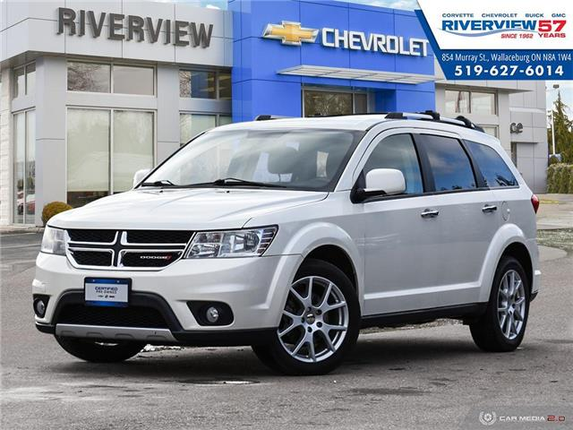 2013 Dodge Journey R/T (Stk: 20080A) in WALLACEBURG - Image 1 of 30