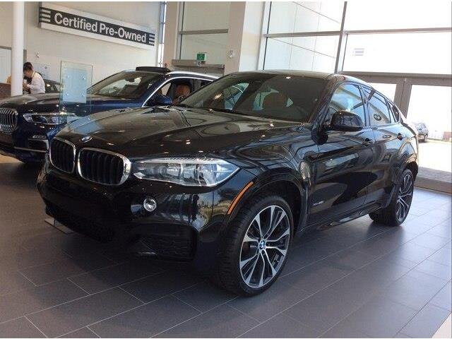 2019 BMW X6 xDrive35i (Stk: 13208) in Gloucester - Image 1 of 18