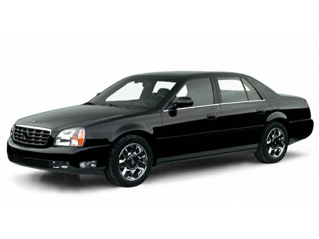 2001 Cadillac DeVille DTS (Stk: 90159B) in London - Image 1 of 1