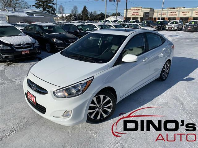 2017 Hyundai Accent  (Stk: 245211) in Orleans - Image 1 of 26