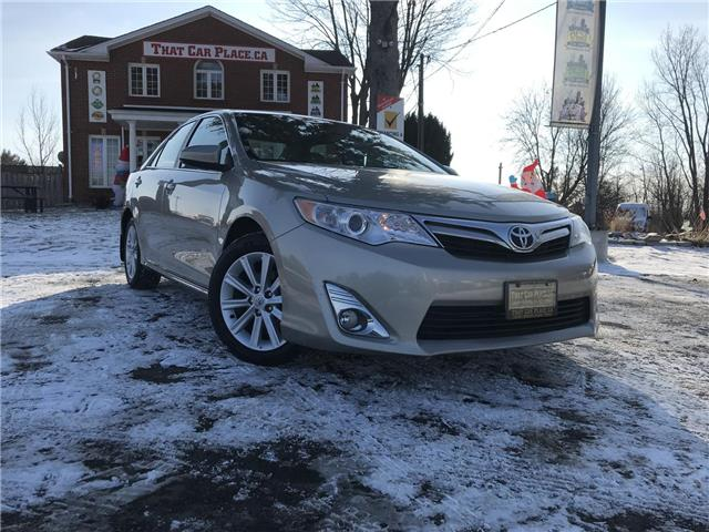 2014 Toyota Camry  (Stk: 5518) in London - Image 1 of 25