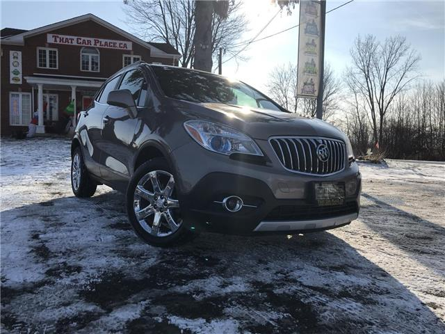 2013 Buick Encore Leather (Stk: 5520) in London - Image 1 of 27
