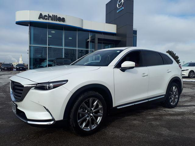 2019 Mazda CX-9 Signature (Stk: K949) in Milton - Image 1 of 12