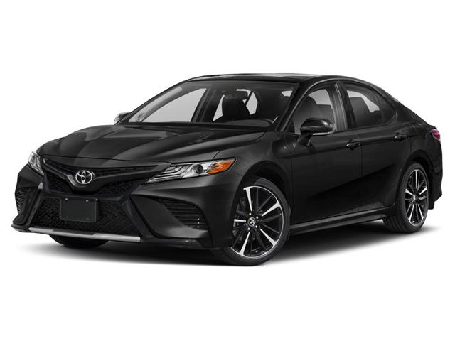 2020 Toyota Camry XSE V6 (Stk: N20163) in Timmins - Image 1 of 9
