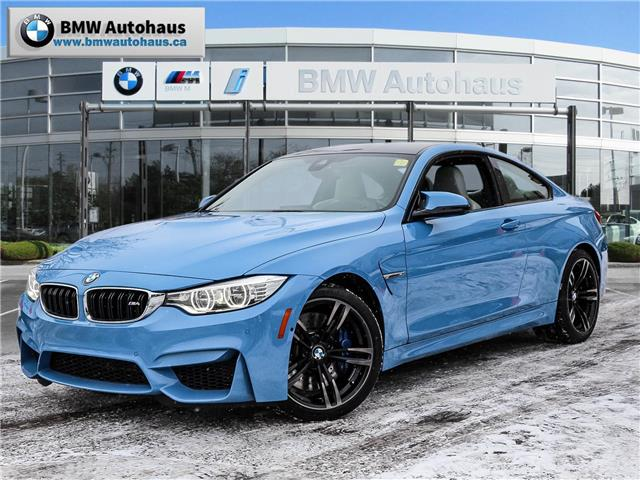 2017 BMW M4 Base (Stk: P9206) in Thornhill - Image 1 of 29