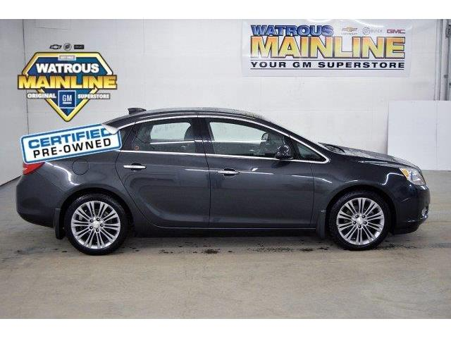 2015 Buick Verano Leather (Stk: M7502A) in Watrous - Image 1 of 28