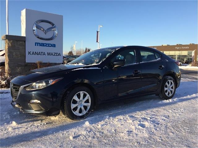 2016 Mazda Mazda3 GX (Stk: m943) in Ottawa - Image 1 of 12