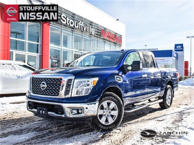 2017 Nissan Titan  (Stk: 19T002A) in Stouffville - Image 1 of 25