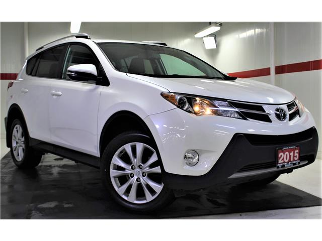 2015 Toyota RAV4 Limited (Stk: 300041S) in Markham - Image 1 of 27