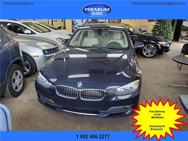 2015 BMW 320i xDrive (Stk: T52619) in Dartmouth - Image 1 of 13