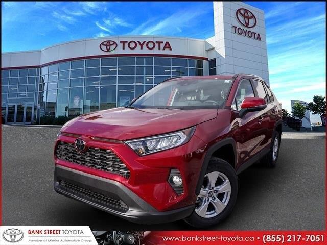 2020 Toyota RAV4 XLE (Stk: 28027) in Ottawa - Image 1 of 26