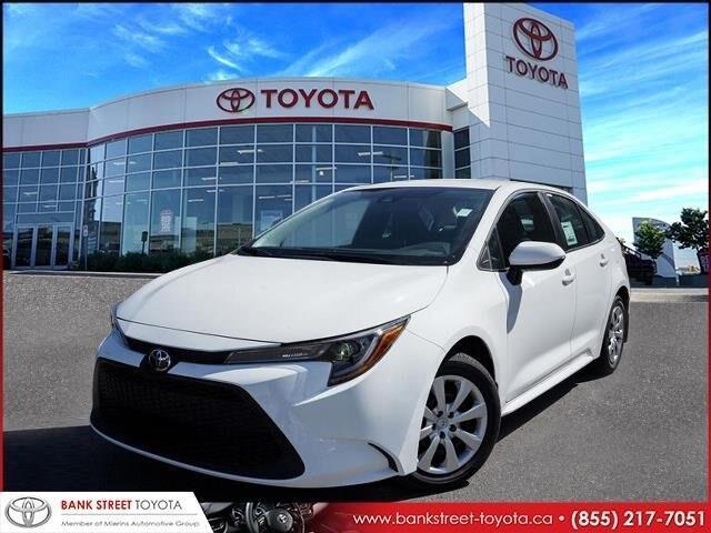 2020 Toyota Corolla LE (Stk: 27203) in Ottawa - Image 1 of 20
