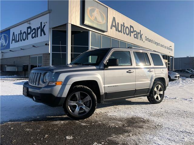 2017 Jeep Patriot Sport/North (Stk: 17-11213JB) in Barrie - Image 1 of 25