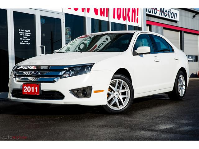 2011 Ford Fusion SEL (Stk: 191375) in Chatham - Image 1 of 23