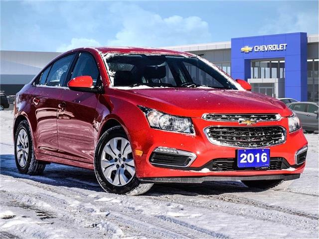 2016 Chevrolet Cruze 1LT (Stk: 940782A) in Markham - Image 1 of 26