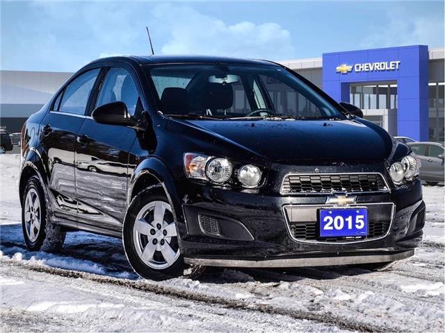 2015 Chevrolet Sonic LT (Stk: 773543A) in Markham - Image 1 of 27