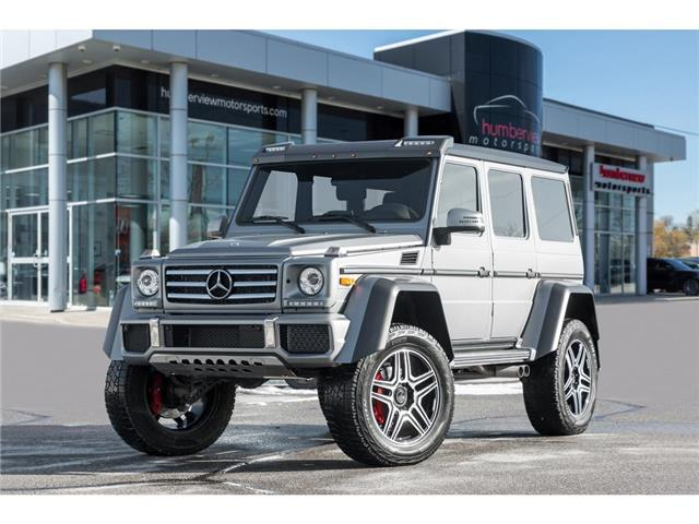2018 Mercedes-Benz G-Class Base (Stk: 89606) in Mississauga - Image 1 of 29