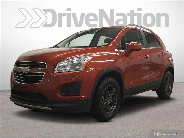 2016 Chevrolet Trax LT (Stk: B2228) in Prince Albert - Image 1 of 25