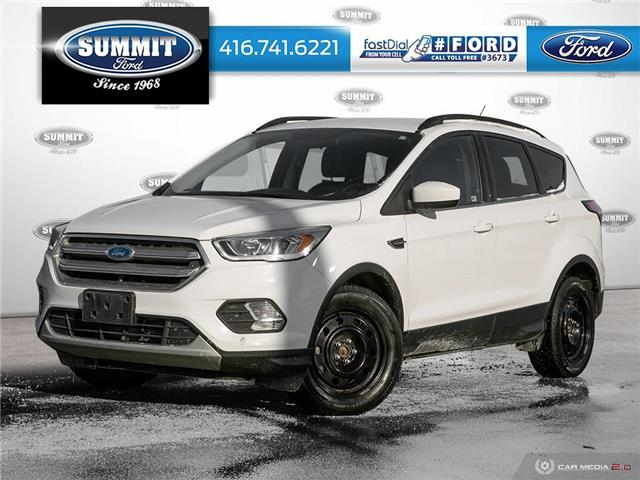 2017 Ford Escape SE (Stk: 20J7255A) in Toronto - Image 1 of 27