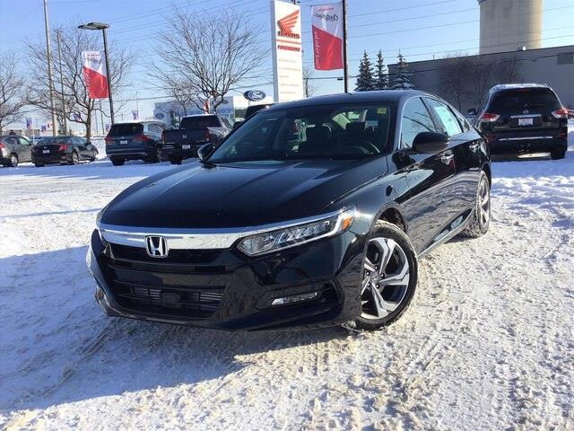 2020 Honda Accord EX-L 1.5T (Stk: 20356) in Barrie - Image 1 of 20